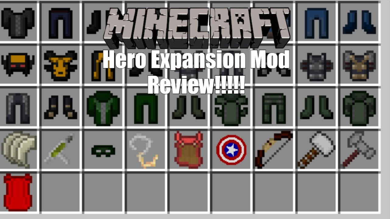 This Has The Best SuperPowers!!! | Hero Expansions Mod Review