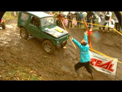TRYANGLE JAPAN FINAL2011 4X4 offroad Competition