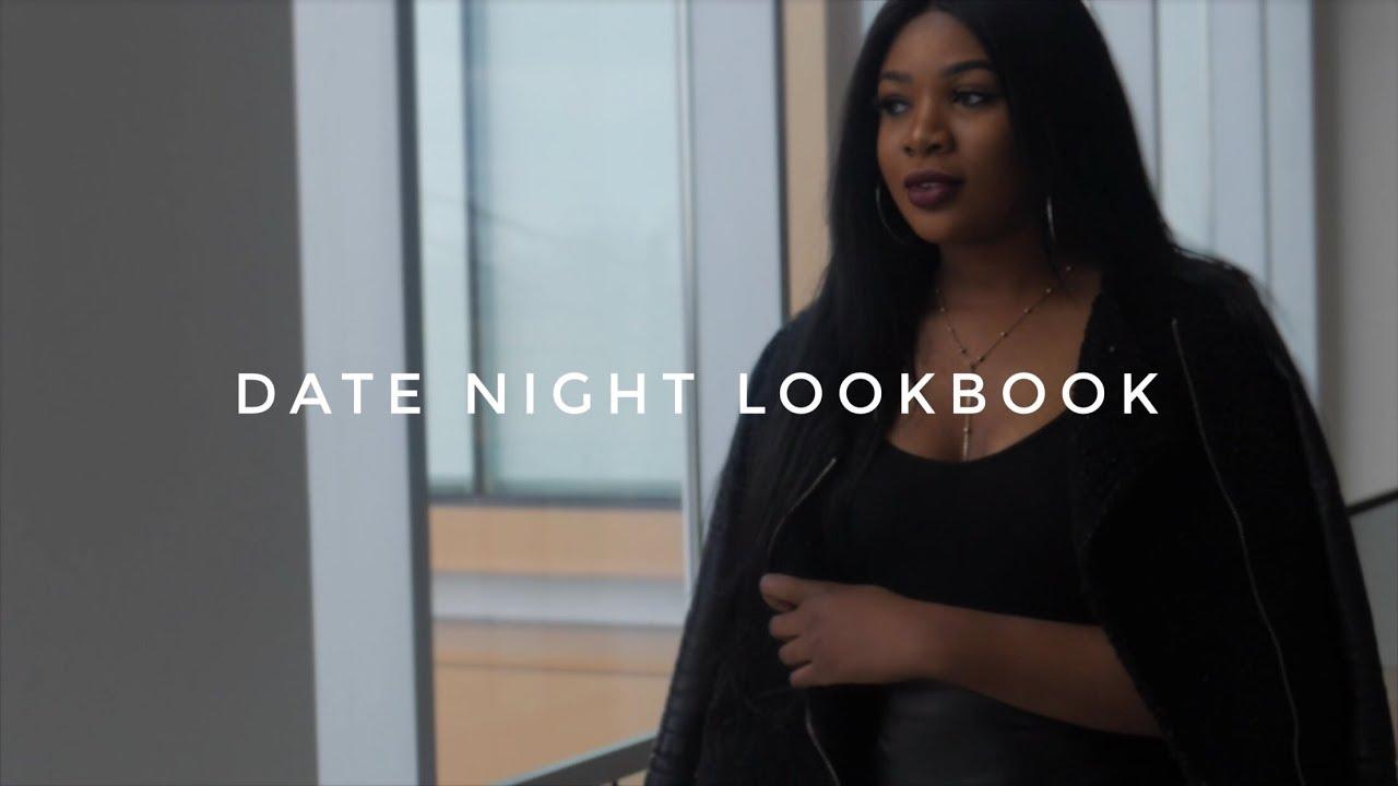 DATE NIGHT LOOKBOOK| Winter 2018