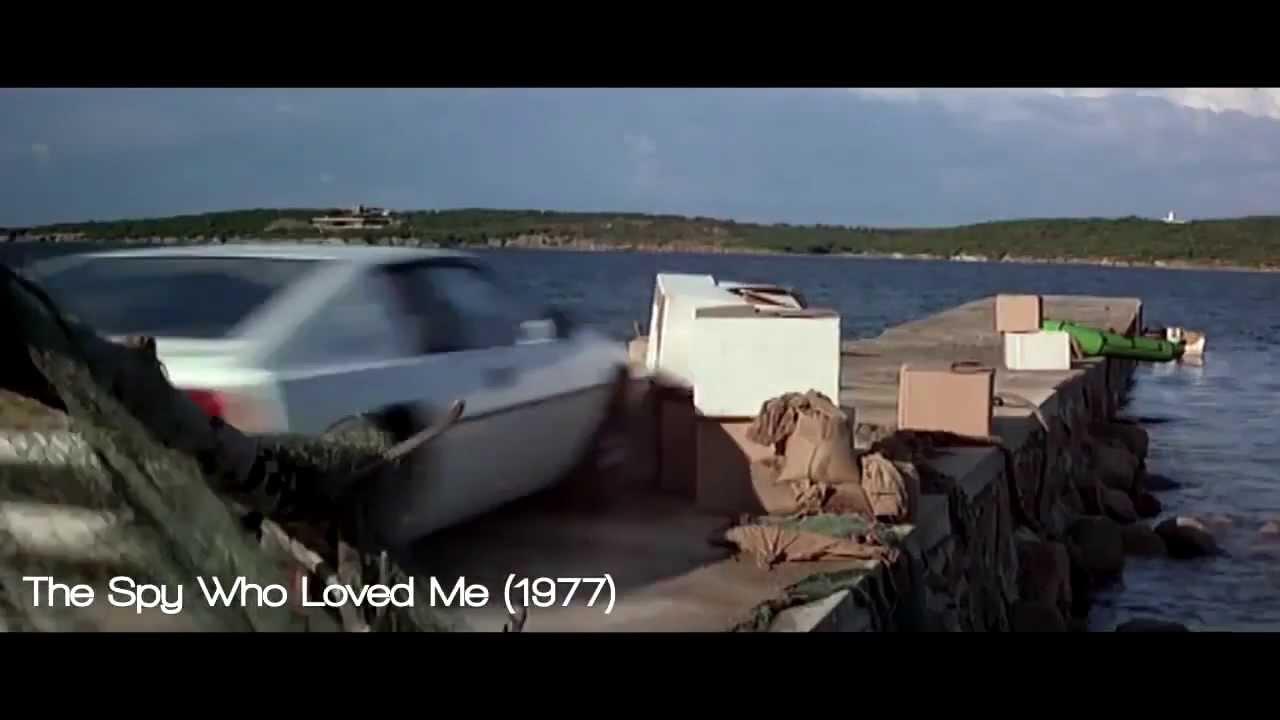 James Bond The Spy Who Loved Me Submarine Lotus Esprit Youtube
