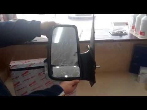 Bahçe Volkswagen Yedek Parça | Crafter Sol Ayna | 2E1857501F