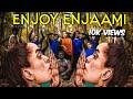 ENJOY ENJAAMI |DHEE FT. ARIVU | DANCE COVER | STALIN ALEXANDER | PROD.SANTHOSH NARAYAN.