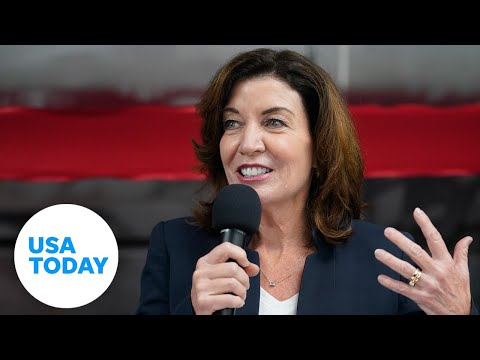 Who is Kathy Hochul? She'd be NY's governor if Cuomo leaves office   USA TODAY