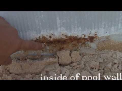 Protecting Your Liner From A Rusty Wall For Above Ground Pools