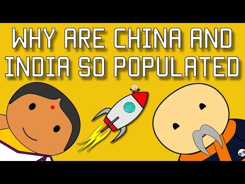 Why Are China And India So Populated