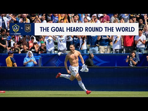 The Goal Heard Round The World | Hear international calls of Zlatan's stunning equalizer