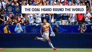 The Goal Heard Round The World | Hear international calls of Zlatan