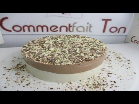 recette-du-gâteau-au-deux-chocolats---mousse-au-chocolat-blanc-et-au-lait