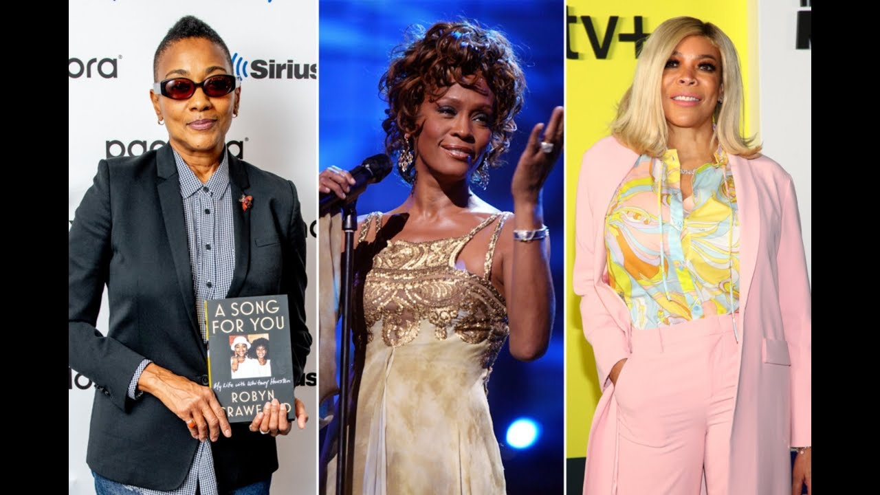 Robyn Crawford & Whitney Houston Was Going To Jump Wendy!? [VIDEO]