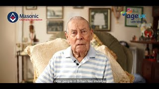 Tackling loneliness in later life: Our new Age UK partnership