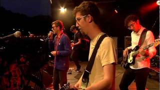 Pete & The Pirates - Half Moon Street  (live @ Great Wide Open 2011)