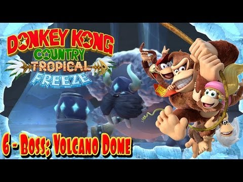 """Donkey Kong Country: Tropical Freeze - Part 60 