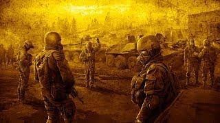 S.T.A.L.K.E.R Call Of Chernobyl # 1 Война группировок.Военные VS Чистое небо.