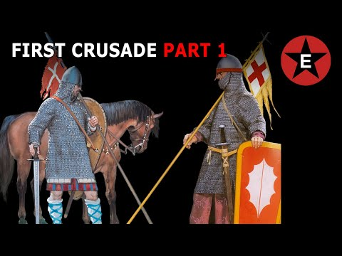 First Crusade Part 1 Of 2