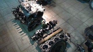 Второй двигатель ЗМЗ 53-11 ,дефектовка.