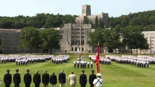 USMA Class of 2018 Acceptance Day Parade