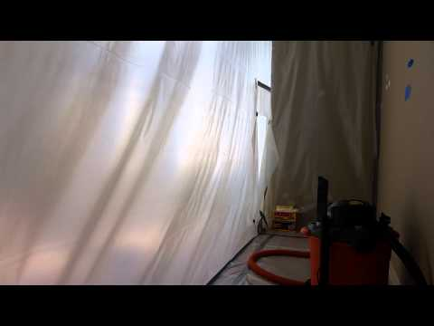 mold-remediation-prep.-negative-air-flow-test