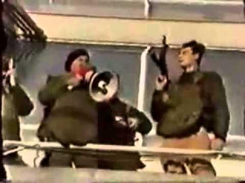 Октябрь 1993. Вооруженный переворот в  Москве. Хроника событий. Массовые беспорядки