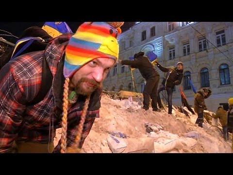 Ukraine: la mobilisation se renforce - 12/12