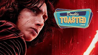 STAR WARS THE LAST JEDI SPOILER TALK - Double Toasted Review