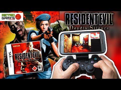 Android Emulator Drastic  - Resident Evil Deadly Silence (Gameklip)