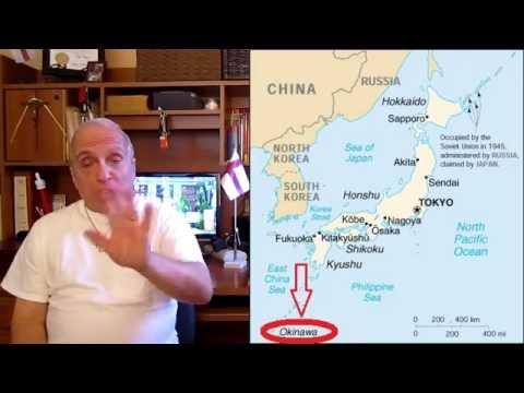 China's plan for Okinawa, Japan