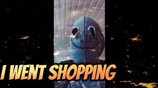 Face mask Happy shopper success
