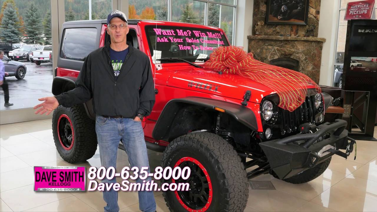 dave smith giveaway dave smith motors custom jeep giveaway winner youtube 146