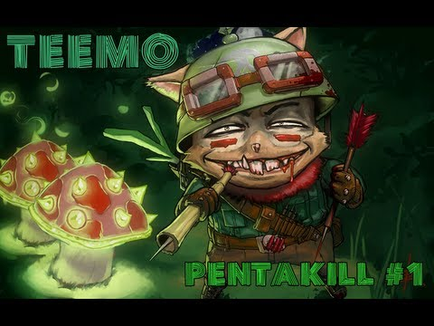 how to build against a teemo