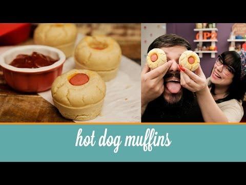 Hot Dog Muffins | Cozinha para 2