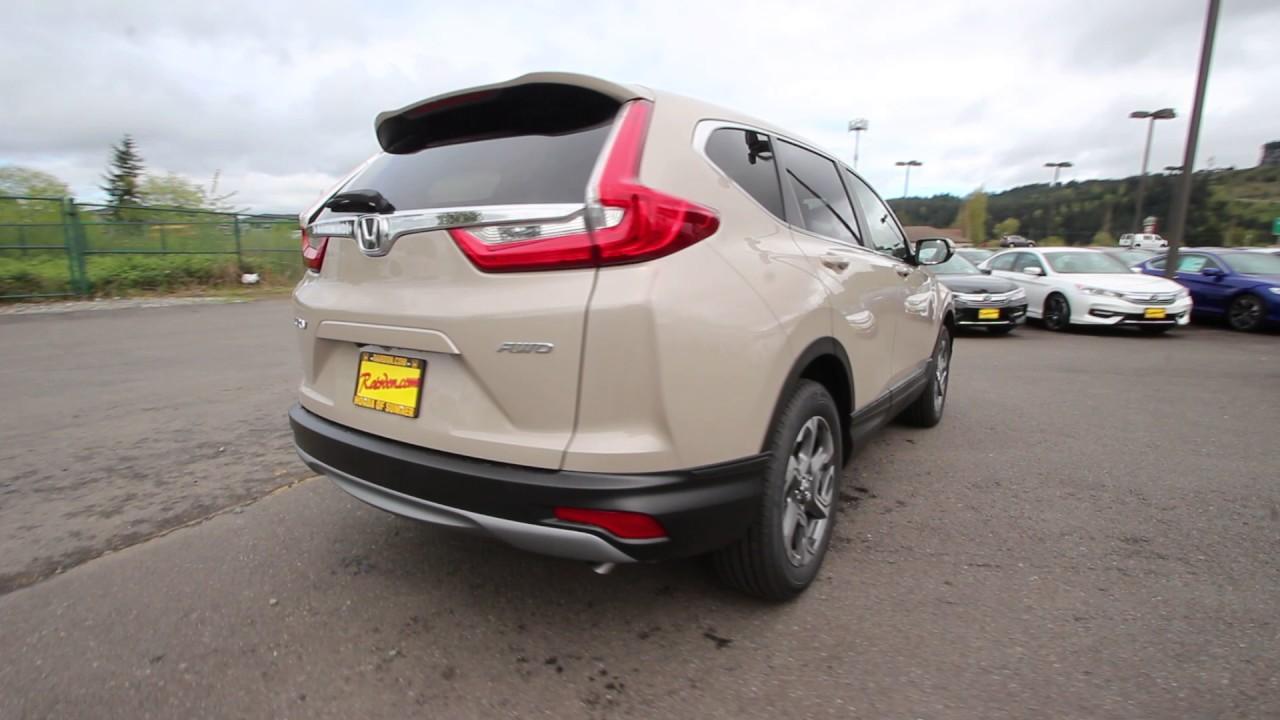 2017 honda cr v ex l sandstorm metallic hl030348 for Honda cr v ex vs exl 2017