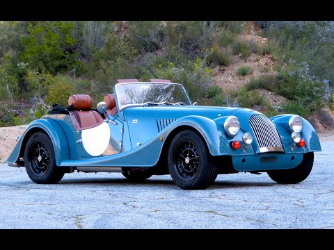 The Morgan Plus 4 Is A Brand New, 70-year-old Sports Car - One Take