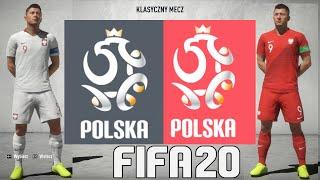 """POLSKA VS POLSKA - Hogaty i Sylo w FIFA 20 - POJEDYNKI ONLINE """"CZY MAMY SZANSE Z ŁOTWĄ?"""" #01"""