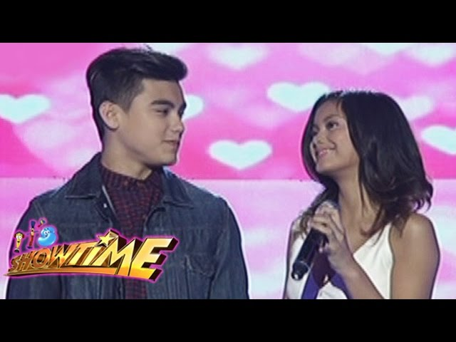 It's Showtime: BaiLona sings on It's Showtime