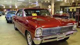 1966 Chevy Nova with 400 HP For Sale