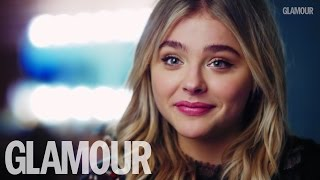chloë grace moretz answers the most googled questions glamour uk