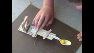 Catapult Launching!!!!