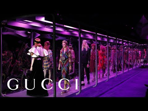 Gucci Fall Winter 2017 Fashion Show: Full Video