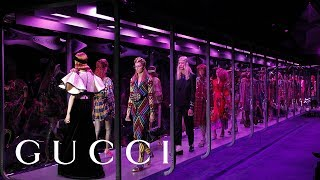 Gucci Fall Winter 2017 Fashion Show