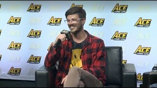 Grant Gustin at Ace Comic Con - 6/23/2018