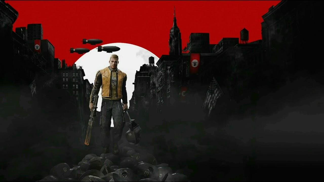 Wolfenstein Ii Animated Wallpaper Dreamscene Hd Ddl