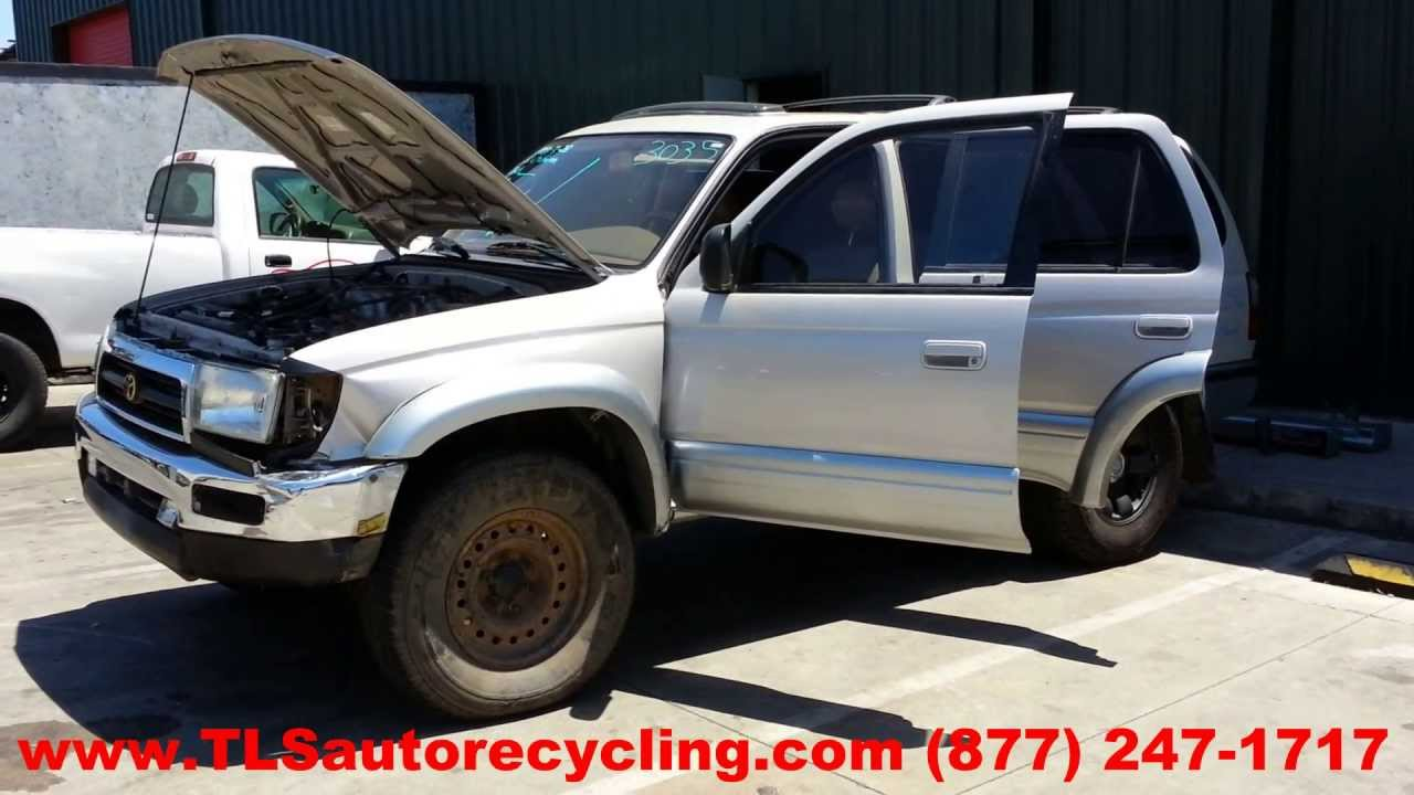 4runner 97 toyota 4runner parts 97 toyota 4runner 97 toyota toyota 4 runner 1997 car for parts youtube pooptronica Gallery