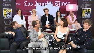 Download Video [VOSTFR] Interview - Les Animaux fantastiques : Les Crimes de Grindelwald (Comic-Con 2018) MP3 3GP MP4