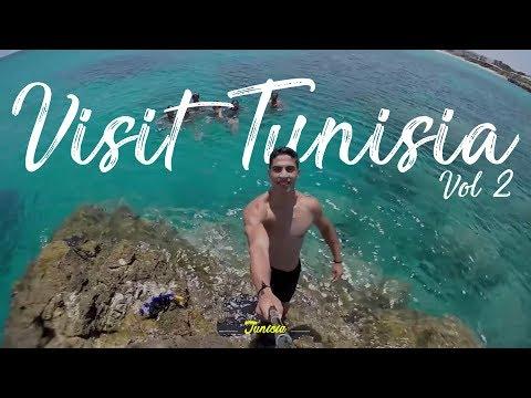 Tourism in Tunisia -vol 2 - السياحة في تونس -CHDTNBN