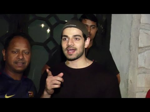 Sooraj Pancholi's FUNNY Moments With Media Reporters