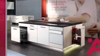 Фурнитура для кухни Häfele(Немецкая фурнитура для кухни., 2015-01-08T20:54:43.000Z)