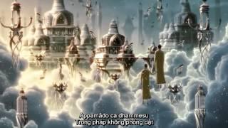 [HD] Mangala Sutta - Hạnh Phúc Kinh - Phụ đề Pali Việt.avi