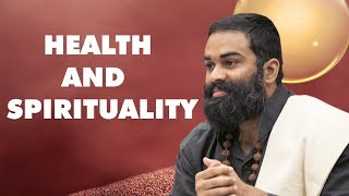 Health and Spirituality ! - Awakening Speech by Atmayogi Shri Aasaanji