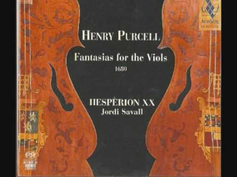ae7990979 Fantasias for the viols VI (PURCELL) - YouTube