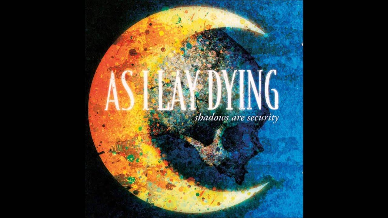 AS I LAY DYING - REFLECTION LYRICS